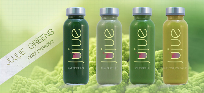 Cold Pressed Greens