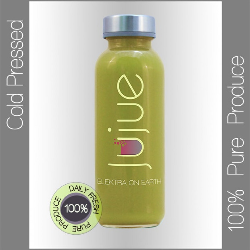 Elektra On Earth - Cold Pressed Greens by JuJue