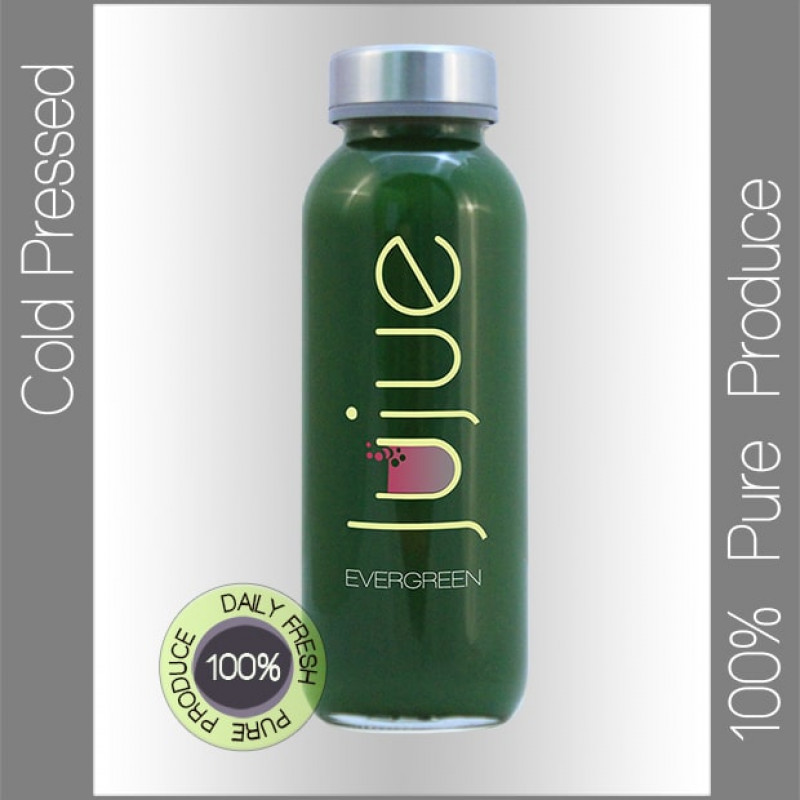Evergreen - Cold Pressed Greens
