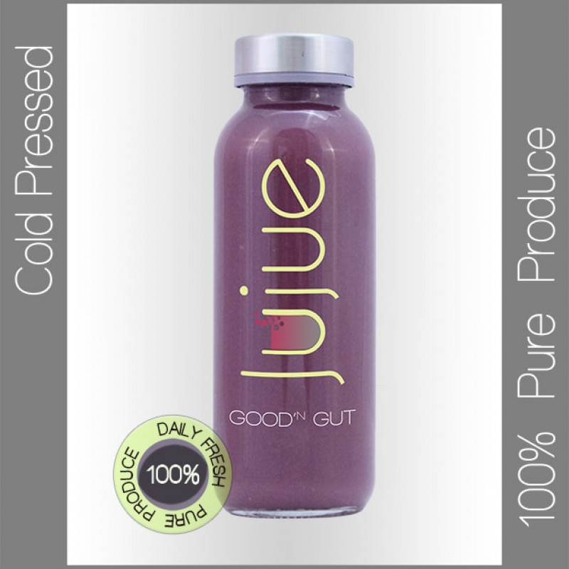 Goodn'Gut - Cold Pressed Juice by JuJue