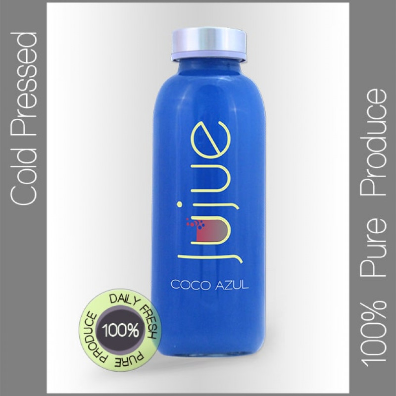 CoCo Azul - Superfoods JuJue Lemonade
